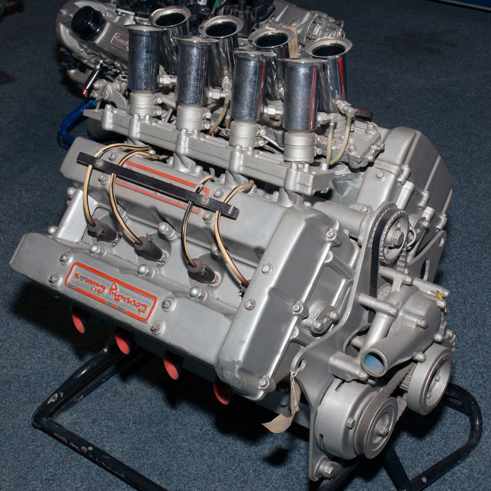 The tiny 1.5L naturally aspirated engines were unfit for service in the upper echelons of motorsport.