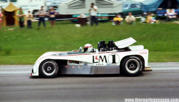 The T260 made a promising debut at Mosport.