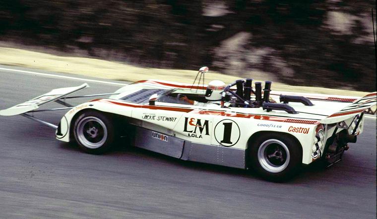 Can Am Car >> Aero Anomaly 1971 Lola T260 Chevrolet Can Am Carmrades