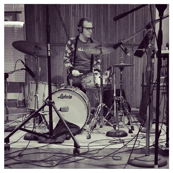 Fen Ikner - drums