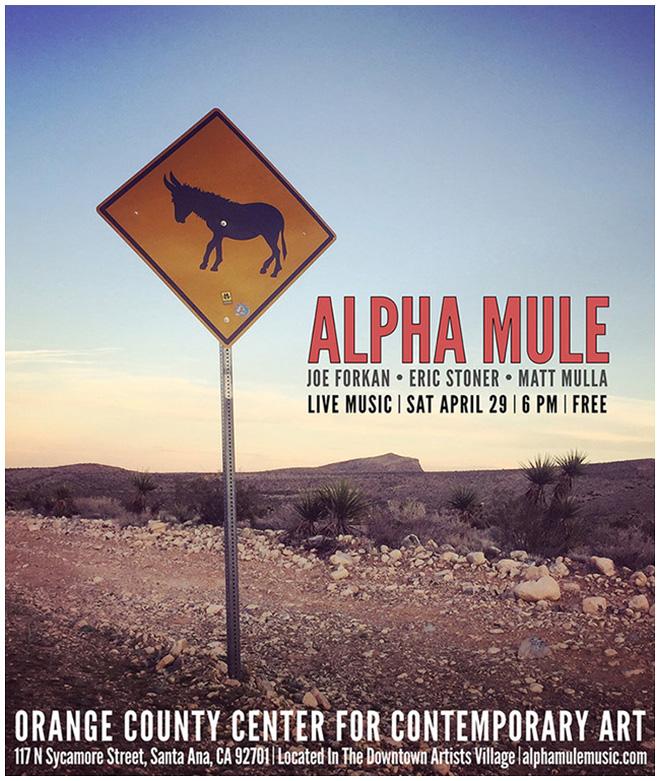 alpha mule OCCCA