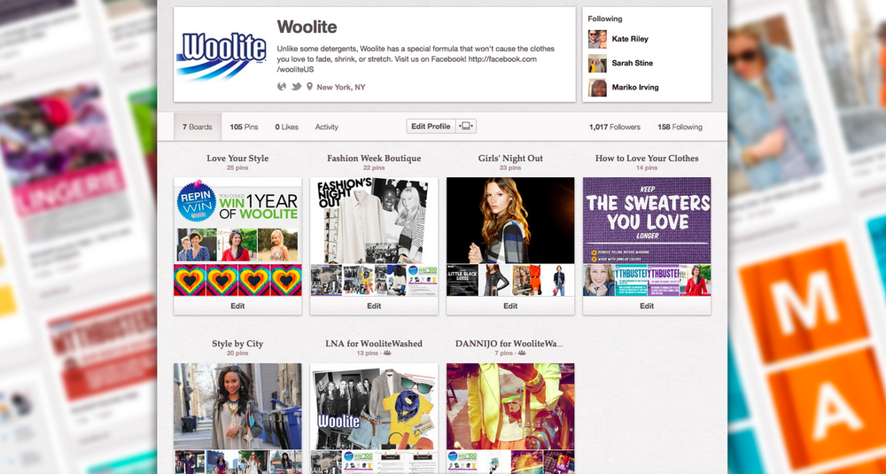 Woolite on Pinterest