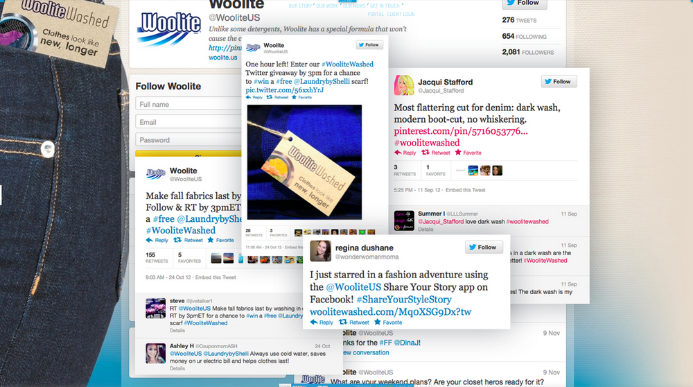 Woolite on Twitter
