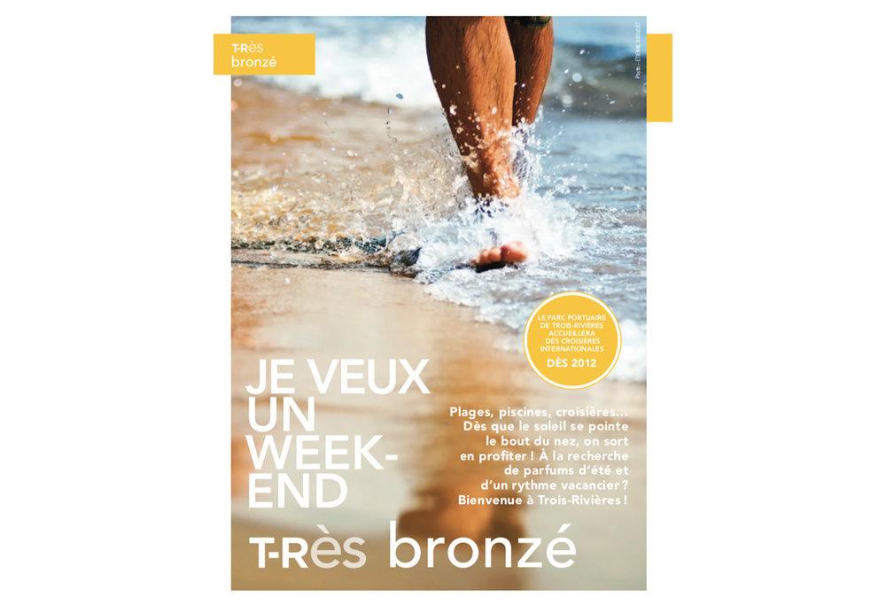 Tourisme Trois-Rivières - T-RÈS magazine