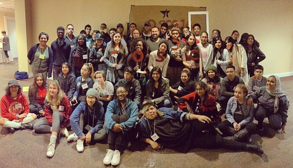 Youth Equity Collaborative at 2016 Oregon Students of Color Confrence