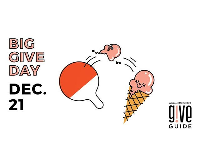 You have exactly 1️⃣️0️⃣️ days left to support MA through Willamette Week Give!Guide! Today ONLY (12/21/17), when you give you automatically get all your standard incentives PLUS the opportunity to win a dope ping-pong🏓 and ice cream party🍨🍦 for you an 60 of your closest friends!! You'll be the coolest ping-ponger ever after that party! Donate NOW! http://bit.ly/2AuPcBz #IceCreamDream #Party #IceCreamPong #GiveGuide #SupportTheYouth