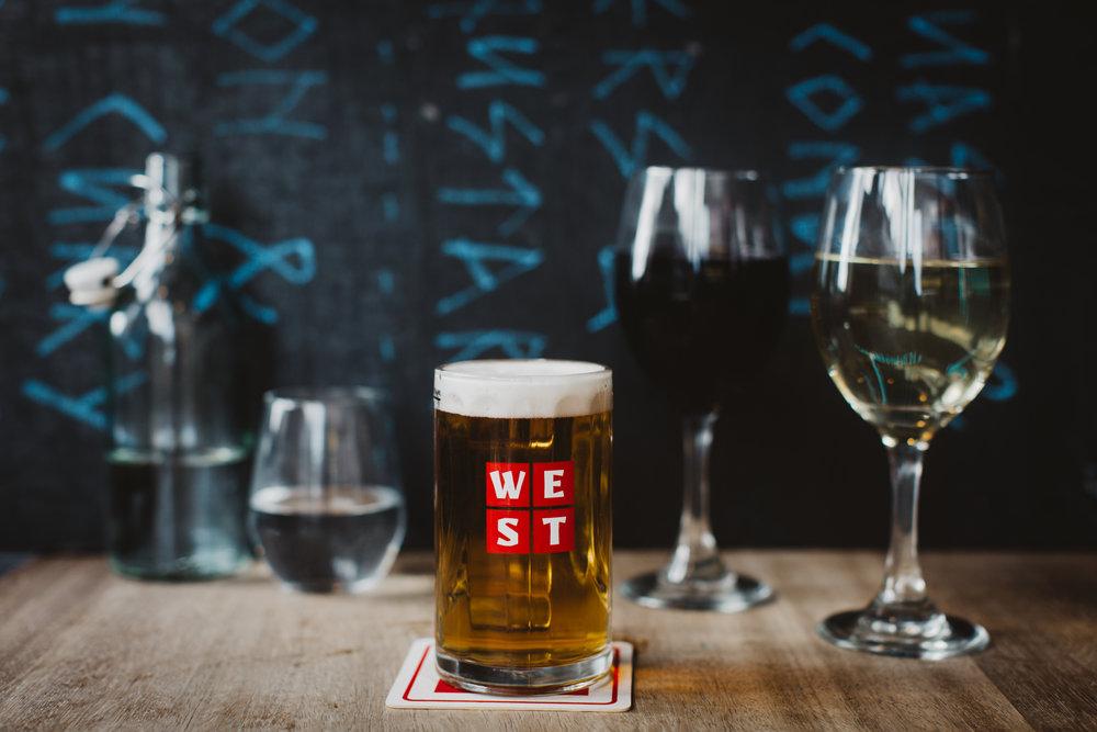 West Beer & Chilean Wine