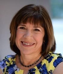Andrea Levere headshot, 2017 Keynote Speaker