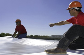 Texas Roofing TPO contractor