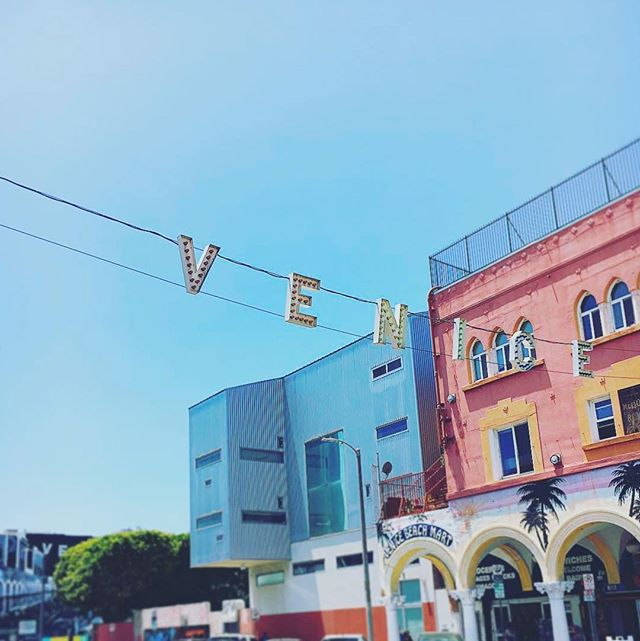 With the weekend almost here, remember: Stay weird, Venice!