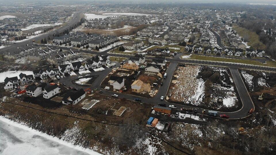 Mills Creek (December 2018)