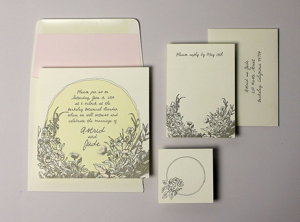 see our full Shine Invitation Suite