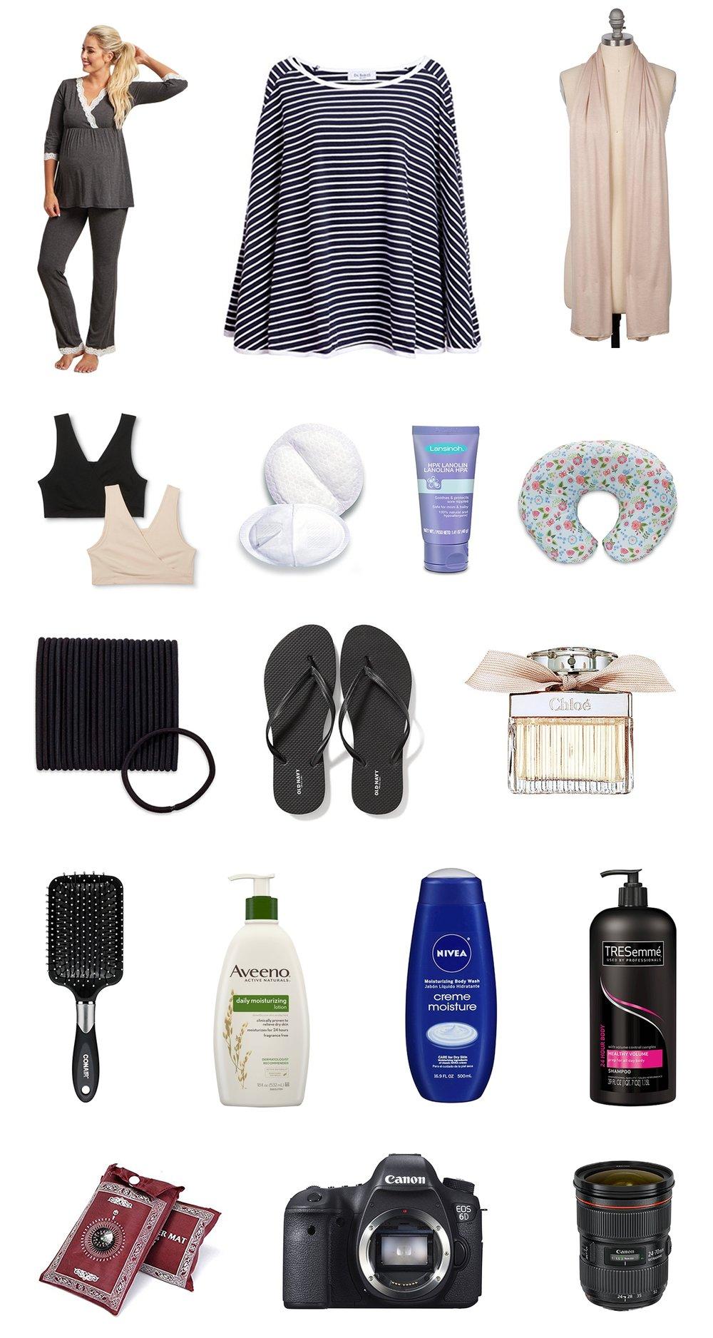 Images: Pinkblush, En Babies, Target, Amazon, Sephora, Old Navy