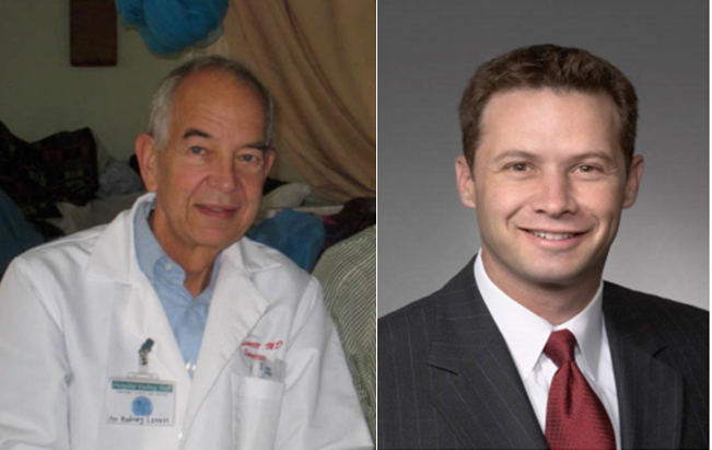 New Board Members David Strong and Dr. Rodney Lovett -