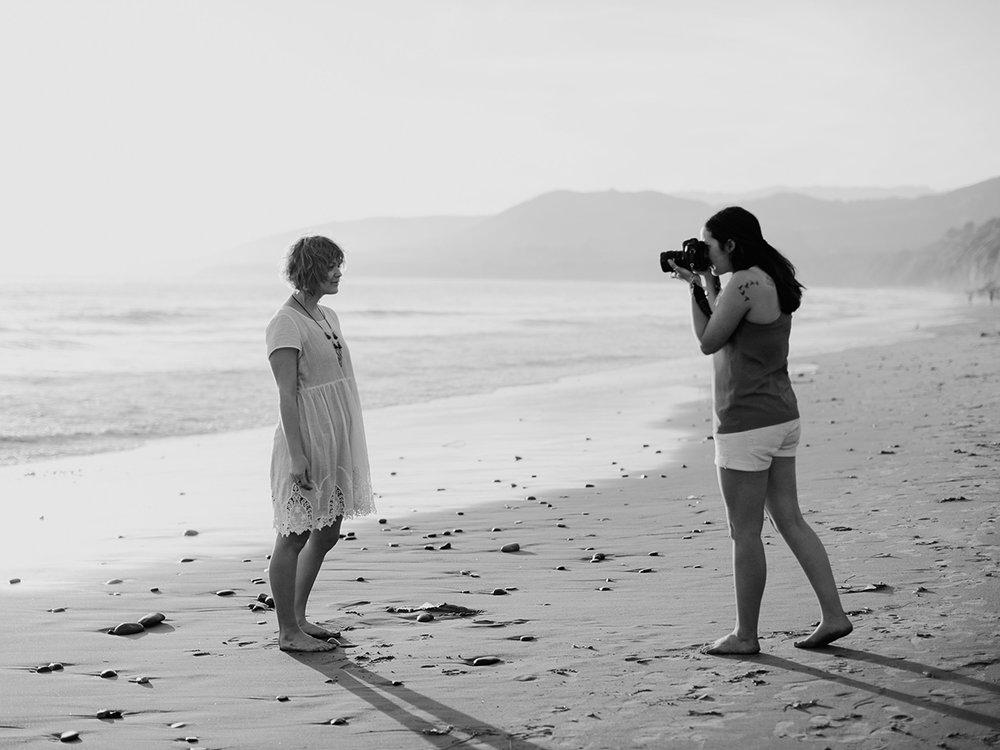Brittney Raine (right)