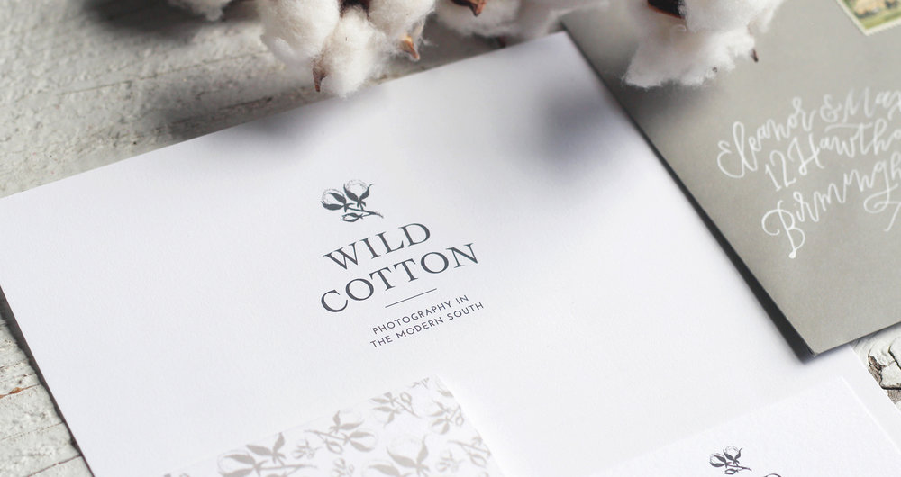 Wellstruck // Brand strategy and design for photographer Wild Cotton