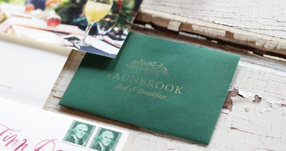 Strategy Retainer, Website & Brand Identity     FAUNBROOK BED & BREAKFAST     VIEW PROJECT