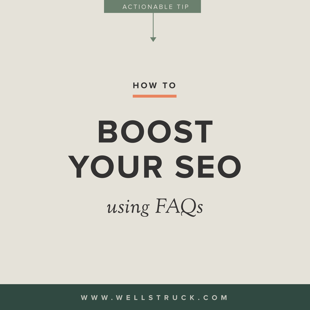 How to boost your SEO