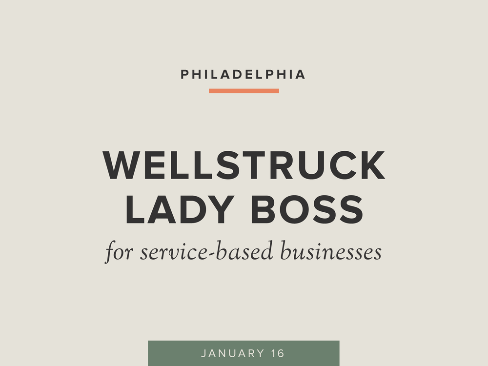 Wellstruck Lady Boss with Sam Vander Wielen