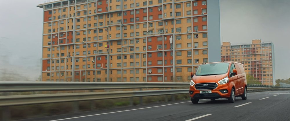 FORD TRANSIT AND TOURNEO CAMPAIGNS