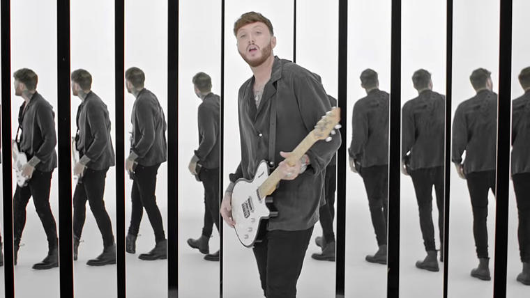 PHILIP R LOPEZ - James Arthur'You deserve better'
