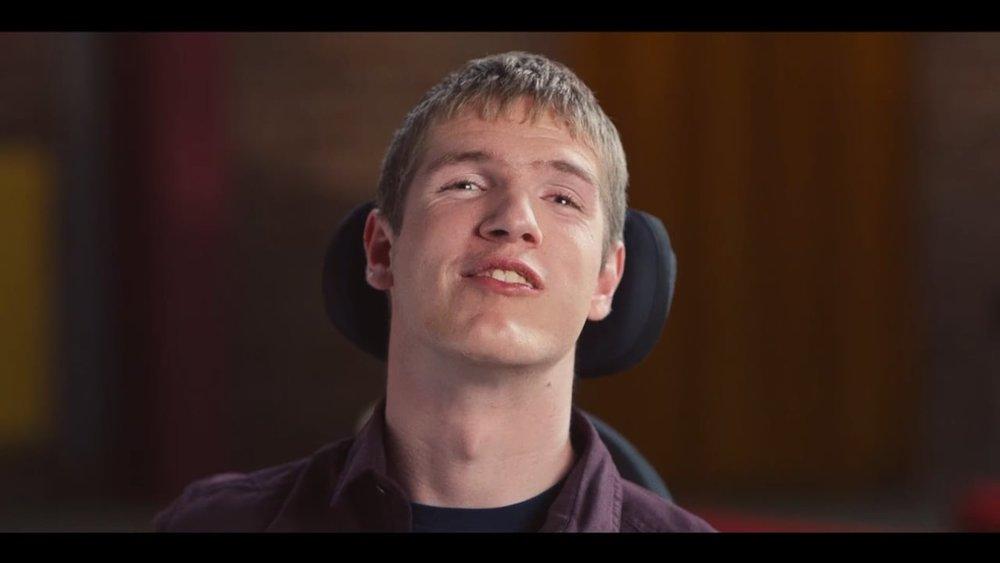 CHRIS HUGALL - 4⭐️@MrDavidReviewsFor Irwin Mitchell, 'I am able' stories