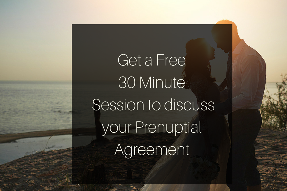 Getting Married? Get a Prenup.