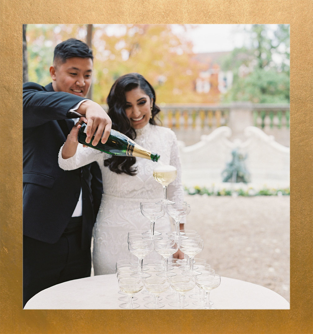 NEW Timeless Romance Meridian House Wedding