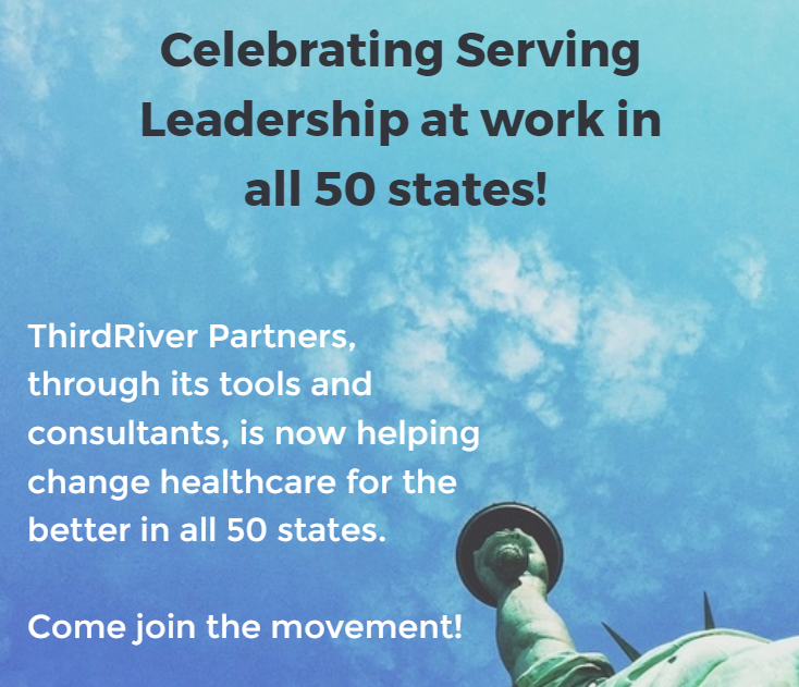 Serving Leadership in all 50 states