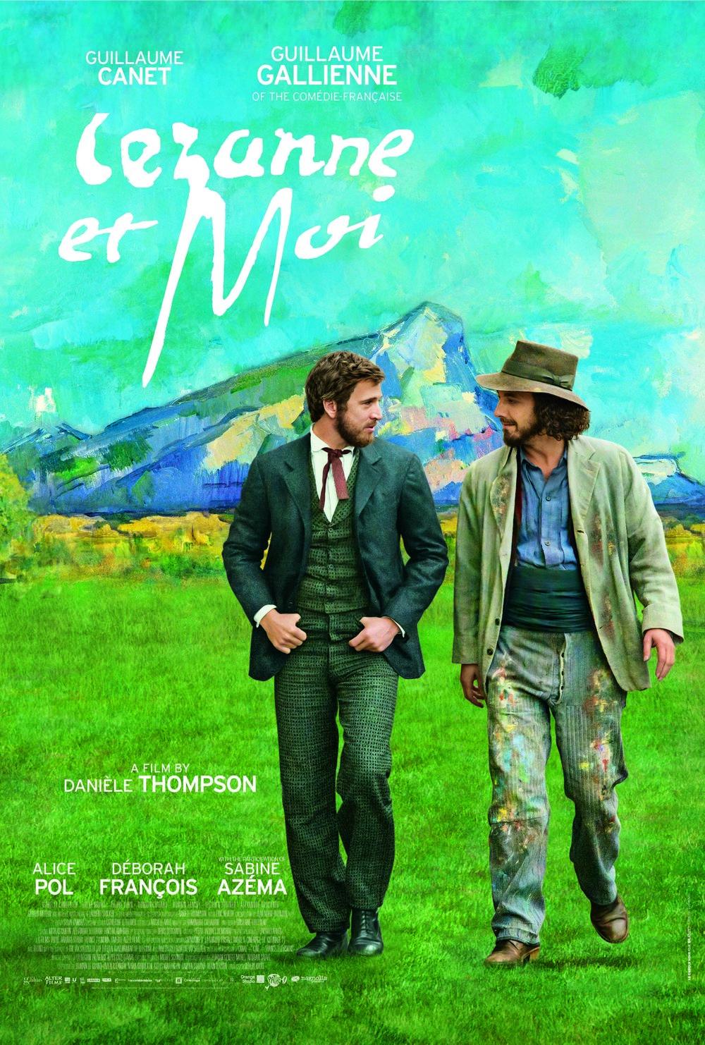 Cezanne'et Moi