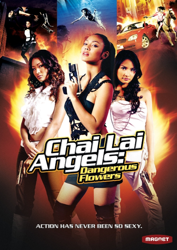 Chai Lai Angels: Dangerous Flowers