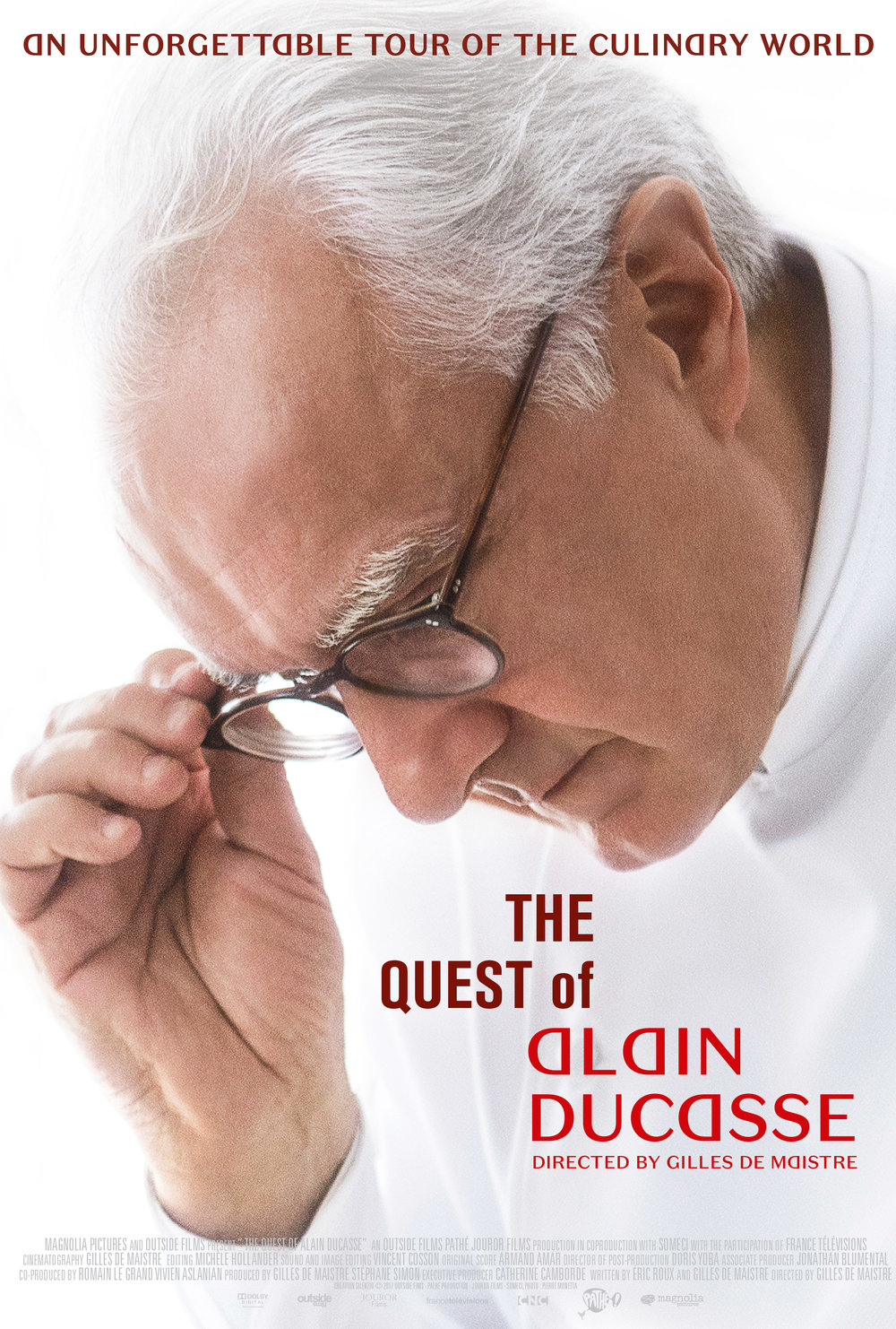 The Quest of Alain Ducasse