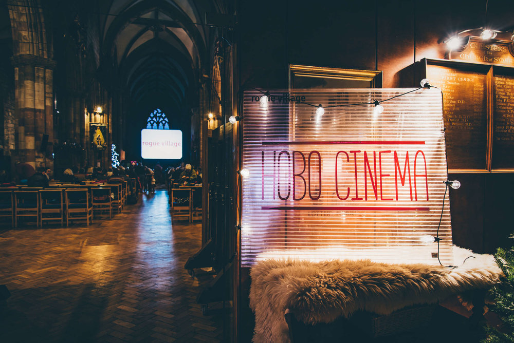 Hobo Cinema The Snowman - Entrance2.jpg