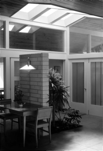 Photo 6: Interior Residence Martin Gundersen Architect 1958 Photo Courtesy of Gundersen Family