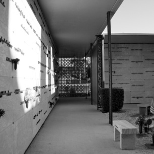 Fort Myers Memorial Gardens, Gundersen & Wilson Architects. Photos: Joyce Owens
