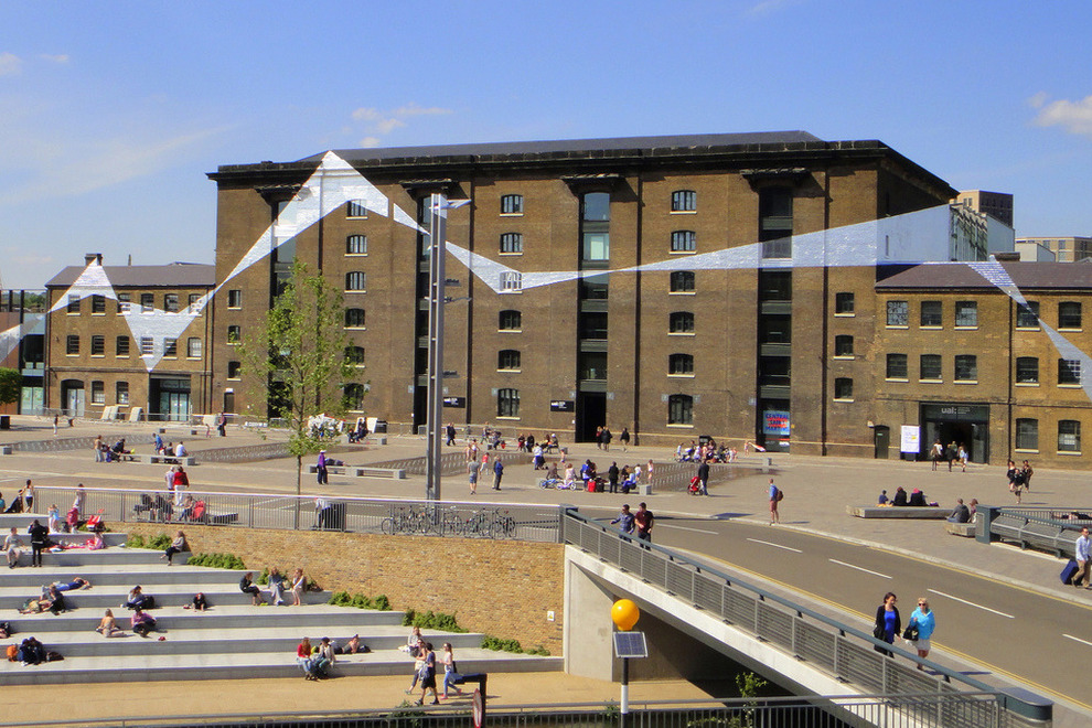 Granary Square - Granary Square 1, London N1C 4AA, UK - Photo courtesy of Matt Kieffer