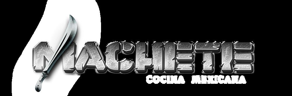 Machete Cocina Mexicana Logo.png