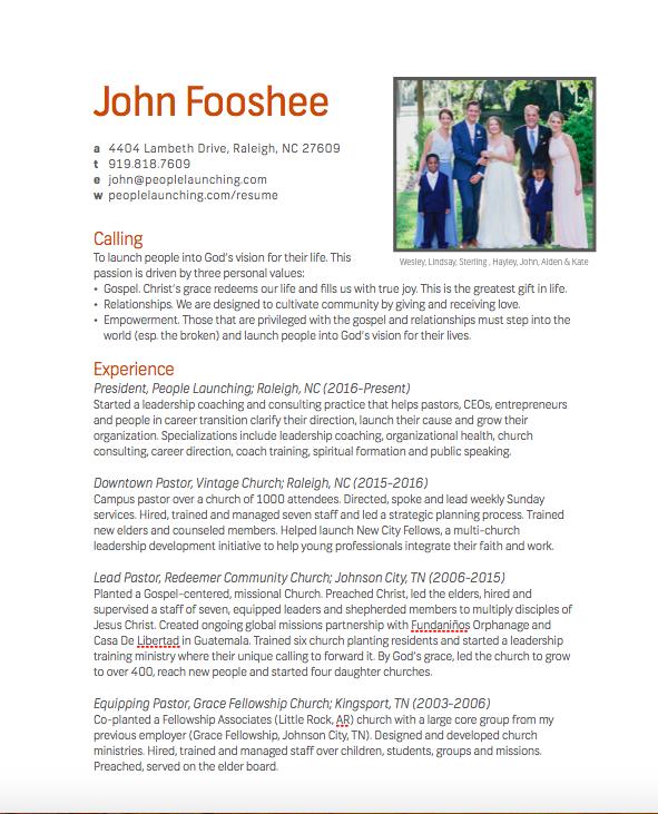 Resume - Download PDF Here