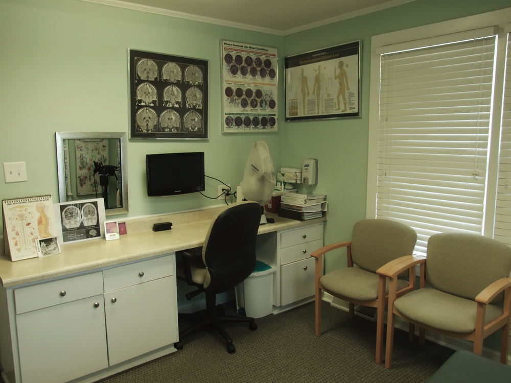 Dr. Hurley's Office