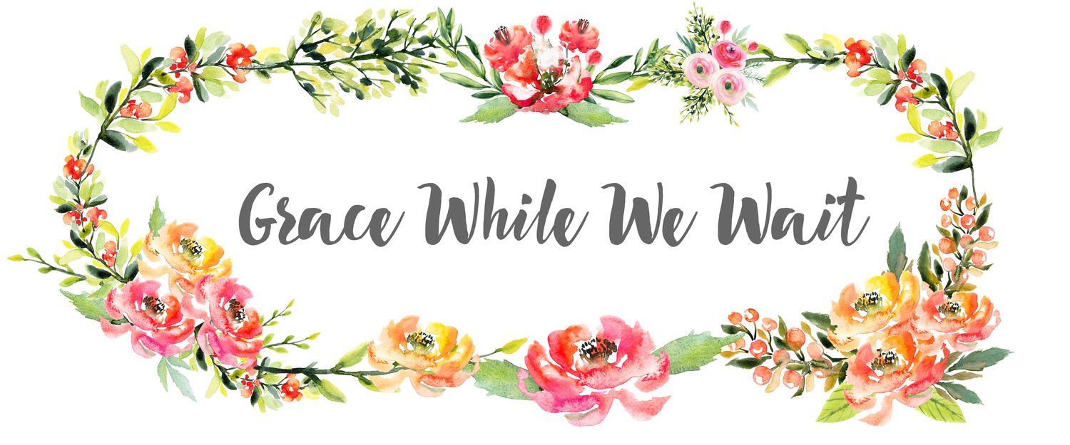 The Weight Of The Wait Grace While We Wait
