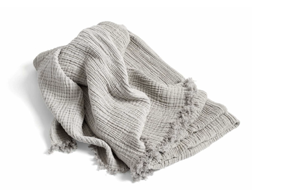 Crinkle Bed Throw by Hay, £159 - Connox