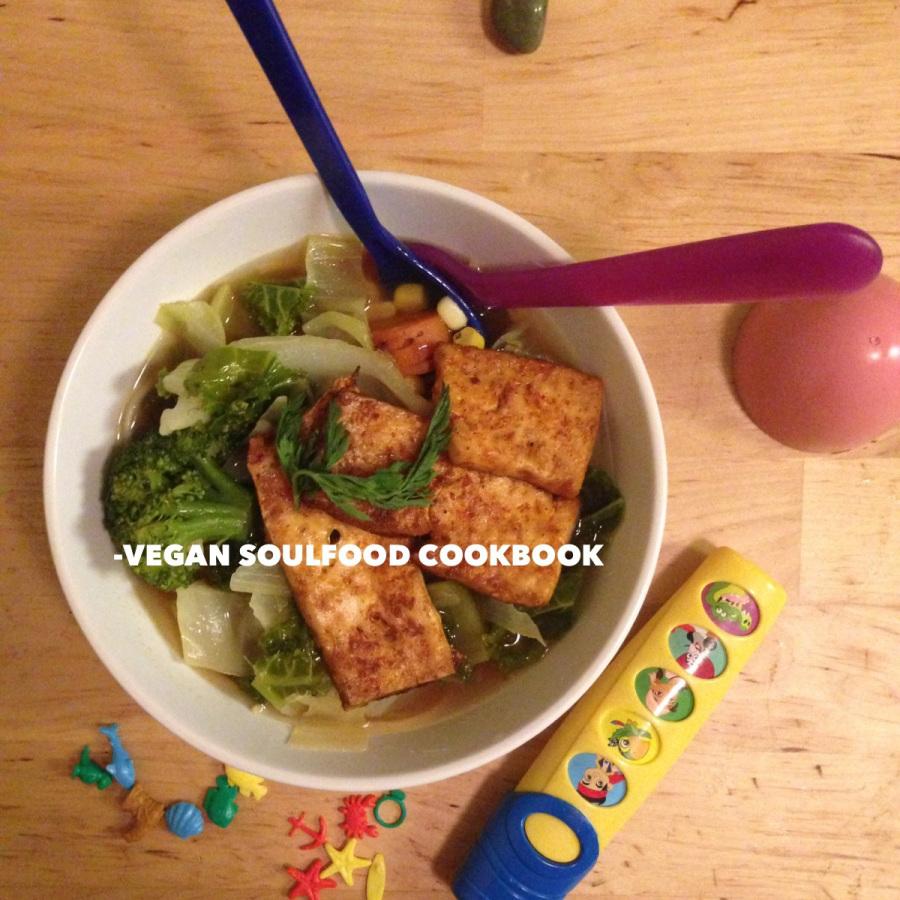 1 pot rustic soulfood ramen vegan style the best homemade vegan v justices plate he loves the noodles tofu v forumfinder Images