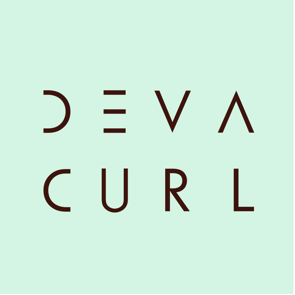 Simplified curls - DevaCurl is a mid-ranged hair product for curly hair designed to minimize frizz and maximize texture. Often times, taking care of curly hair means multiple products. DevaCurl makes it simple with a simple three step process. The updated identity plays a role in the packaging as it attempts to simplify and streamline the complicated process of taking care of natural curls.