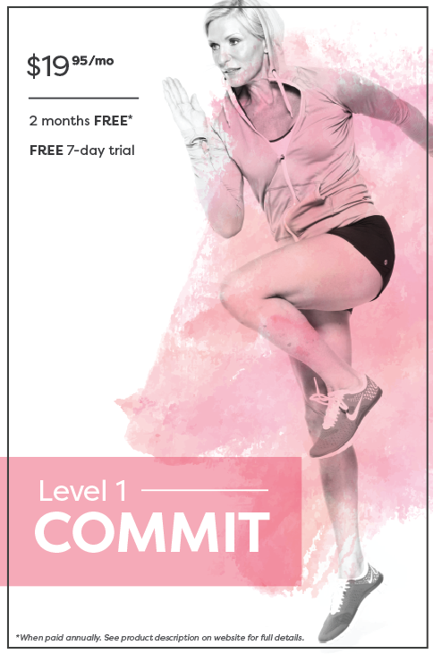 Commit Membership Level
