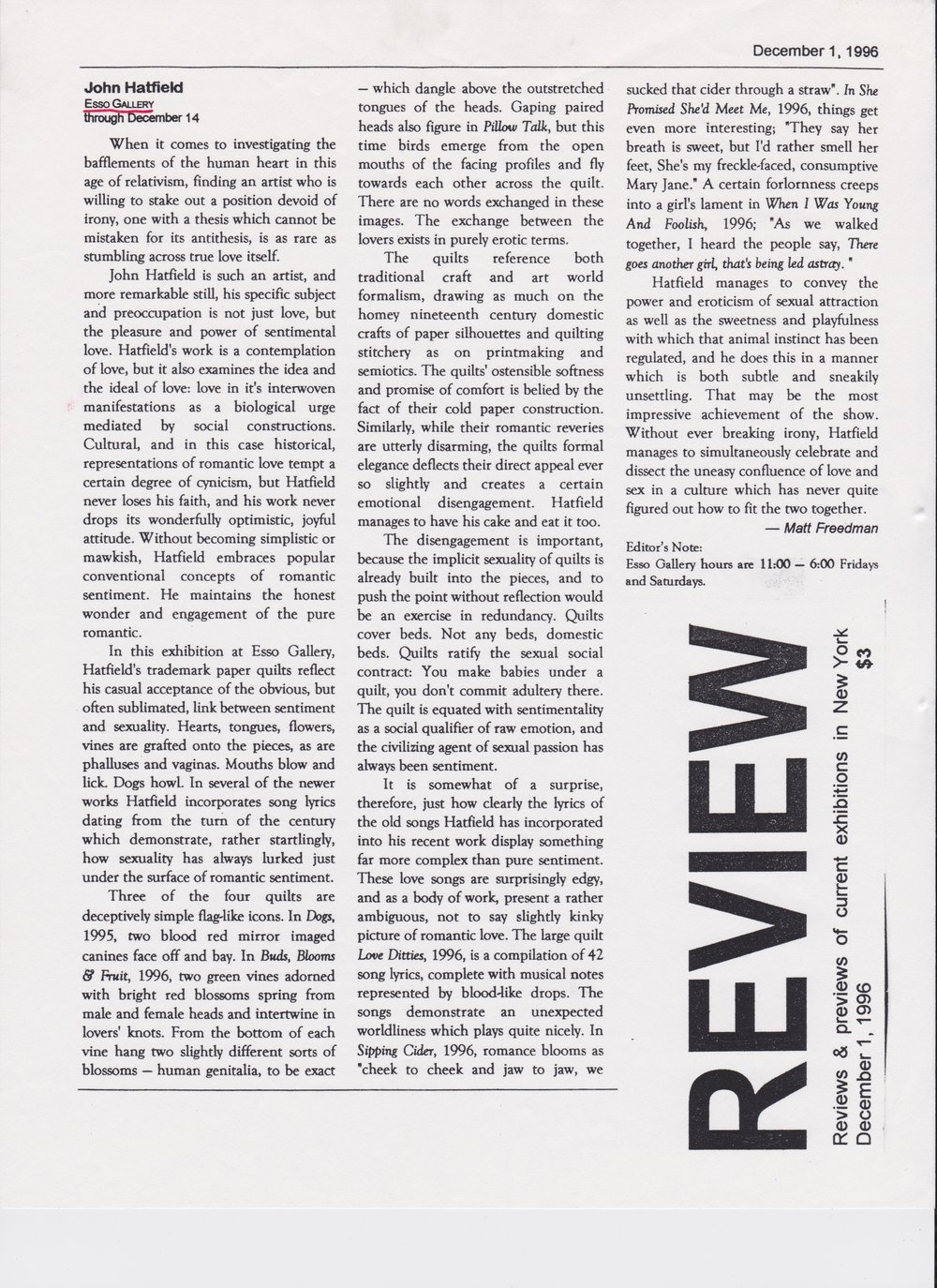 1996 12_01 Review Matt Freedman.jpeg