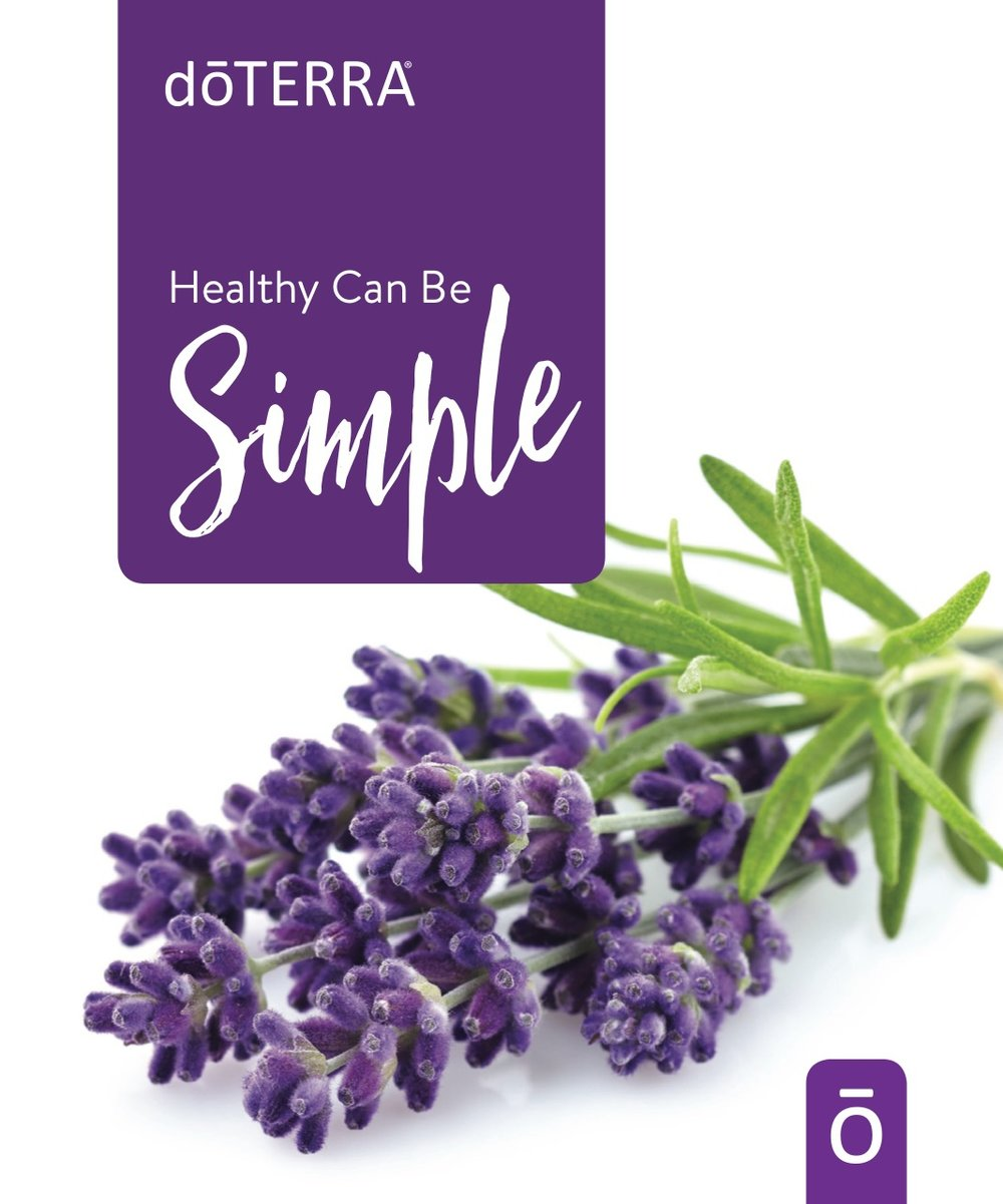 dōTERRA Healthy Can Be Simple