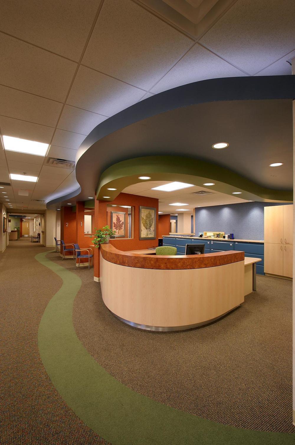 Healthcare Theiss Interior Design