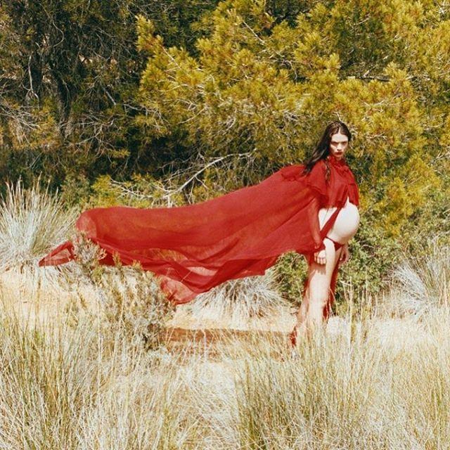 Mariacarla Boscano 2012 #pregnancyisbeautiful #birth #badass