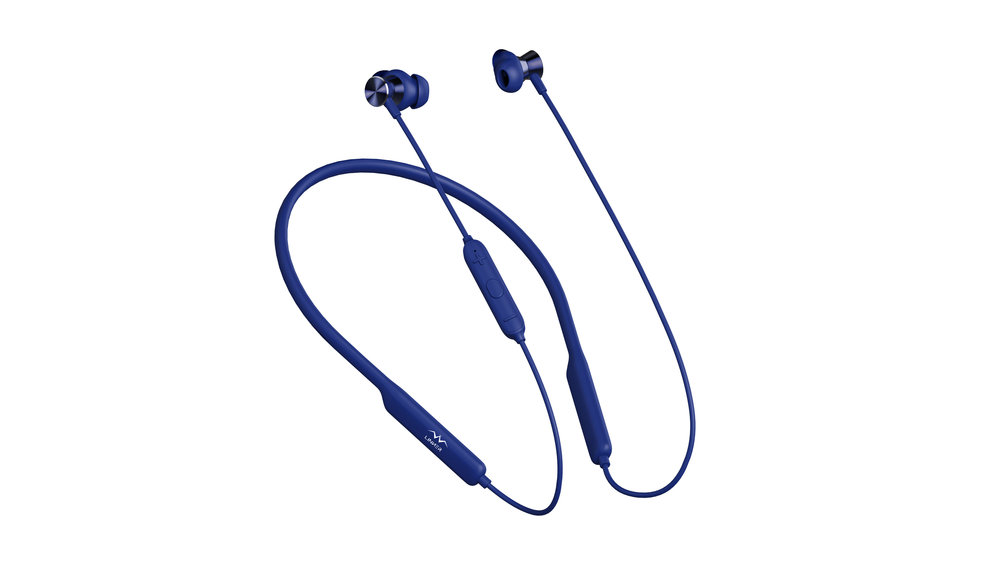 LINNER W1 - 【Bluetooth 5.0】Easy and fast pairing with smartphones, tablets and other Bluetooth enabled music devices.【IPX4 Waterproof & Sweatproof】With hydroponic nano waterproof coating and tight seams, wireless Bluetooth headphones are protected against sweat and rain, and ensure more guaranteed life span. It's great for sports, workout and gym.