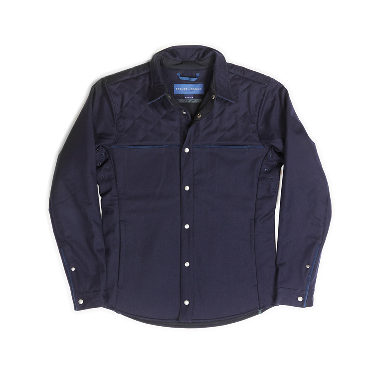 Fisher + Baker CPO Jacket